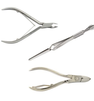 CUTICLE PUSHERS & NIPPERS