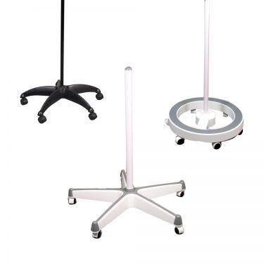 MAG LAMP STANDS, GLOBES, CLAMPS