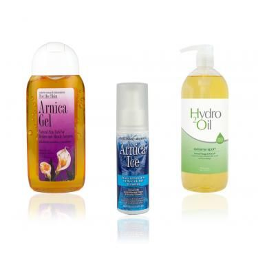 MASSAGE OILS/CREAMS