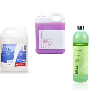 REMOVERS & SOLVENTS